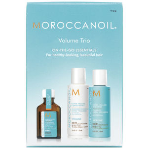 Moroccanoil Extra Volume Travel Trio
