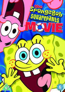 SpongeBob SquarePants: The movie (Re-sleeve)