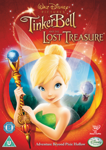 Tinker Bell and Lost Treasure