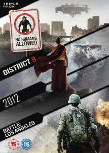 District 9 / 2012 / Battle: Los Angeles