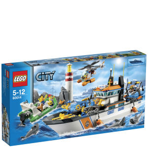 LEGO City: Coastguard: Coast Guard Patrol (60014)