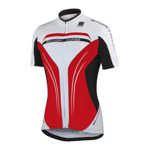 Sportful Equipe SS FZ Cycling Jersey