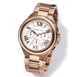 MICHAEL MICHAEL KORS Watch - Rose Gold