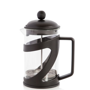 Cook In Colour 6 Cup Cafetiere - Black