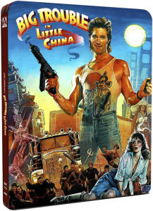 Big Trouble in Little China - Limited Edition Steelbook (UK EDITION)
