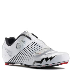 Northwave Torpedo Plus Cycling Shoes - Plus White