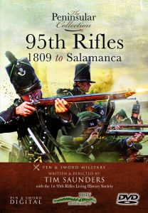 The Penninsular Verzameling: 95th Rifles - 1809 to Salamanca