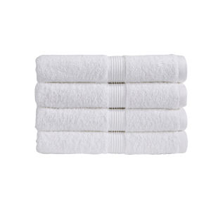 Christy Verona Towel - White