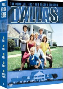 Dallas - Complete Season 1 and 2