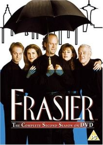Frasier - Complete Season 2 [Repackaged]