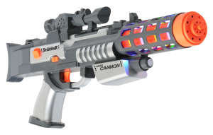 Saturator Water Cannon