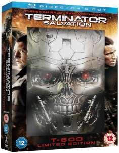 Terminator Salvation - Limited Skull Mask Edition