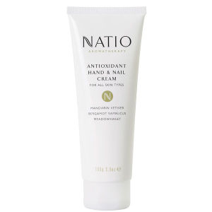 Natio Antioxidant Hand & Nail Cream (3.5 oz)
