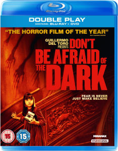 Don't Be Afraid of the Dark - Double Play (Blu-Ray and DVD)
