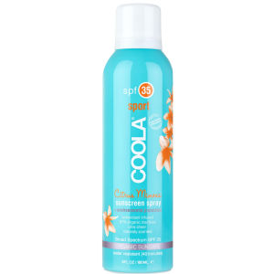 Coola Sport Continuous Spray SPF 30 Citrus Mimosa (8oz)
