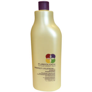 Pureology Perfect 4 Platinum Shampoo  (1000ml)