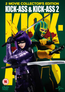 Kick-Ass / Kick-Ass 2 (Bevat UltraViolet Copy)