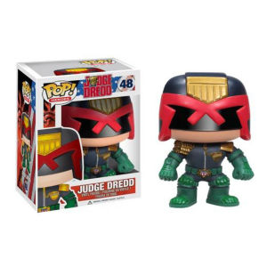 DC Comics Judge Dredd Comic Pop! Vinyl Figure
