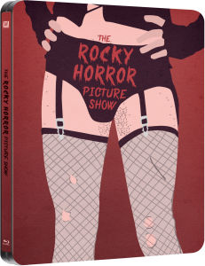 Rocky Horror Picture Show - Limited Edition Steelbook (UK EDITION)