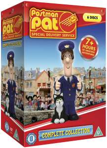 Postman Pat: Special Delivery Service - Complete Collection