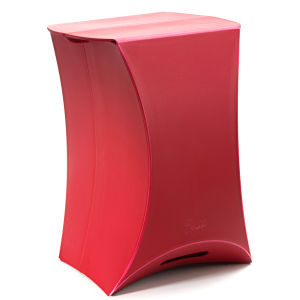 Flux Pop Stool - Dark Red