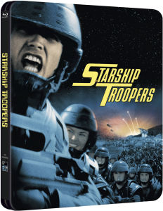 Starship Troopers - Zavvi Exclusive Limited Edition Steelbook (UK EDITION)