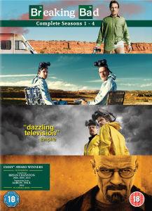 Breaking Bad - Seasons 1-4