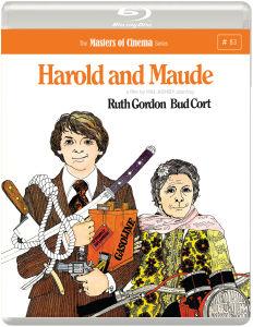 Harold and Maude (Masters of Cinema)