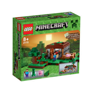 LEGO Minecraft: Steves Haus (21115)