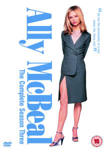 Ally McBeal - The Complete Season Three [M-Lock Packaging]