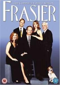 Frasier - Complete Season 4 [Repackaged]
