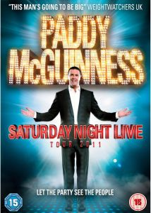 Paddy McGuinness: Saturday Night Live - Tour 2011