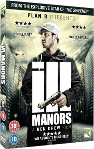 Ill Manors - Lenticular Sleeve
