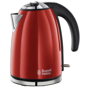 Russell Hobbs 18941 Jug Kettle - Flame Red - 1.7L