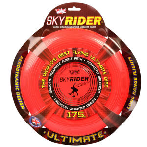 Wicked Sky Rider Ultimate Flying Disc - Red