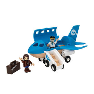Brio Airplane Boarding Playset from I Want One Of Those