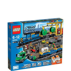 LEGO City: Le train de marchandises (60052)
