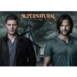 Supernatural komplette Staffel 1-9