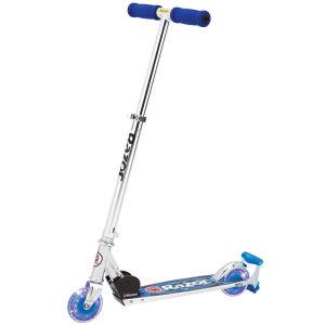 Razor Spark DLX Scooter – Blue