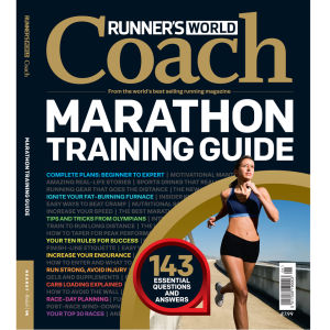 Runner's World Coach: Marathon Training Guide