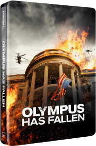 Olympus Has Fallen - Zavvi Exclusive Limited Edition Steelbook