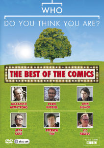 Who Do You Think You Are? The Best of The Comics
