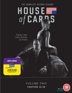 House of Cards - Temporada 2 (copia UltraVioleta incl.)