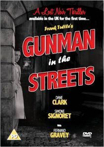Gunman on Streets