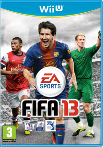 FIFA 13 (Wii-U)