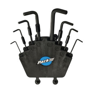 Park Tool HXS-2  L Shaped Hex Wrench Set With Holder