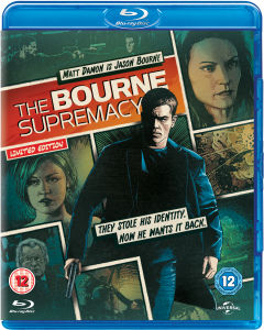 The Bourne Supremacy - Reel Heroes Editie