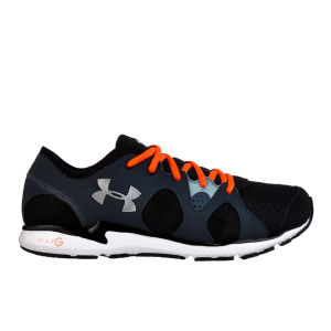 Under Armour Men's Neo Mantis Trainers - Gravel/Lead/Blaze Orange