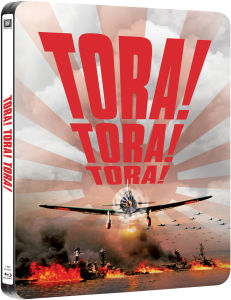 Tora! Tora! Tora! -Édition Exclusive Steelbook