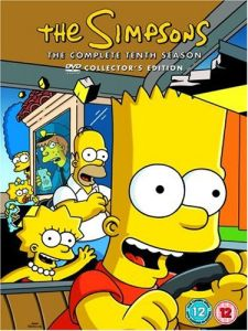 The Simpsons - The Complete 10th Season